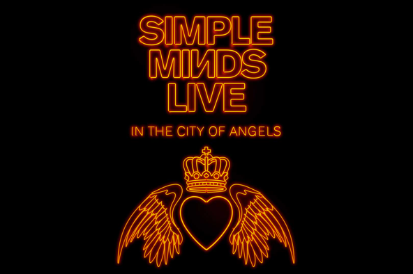 Simple Minds 'Live in the City of Angels' album makes the UK Top 10